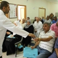 Al Awda Specialist Health center implements workshop to diabetics