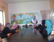 Al Quds Health and Community center conducts series of workshops