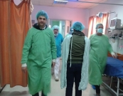 """Final deliver of the new building """" Al Awda Health Specialist Center"""" funded by KFW through UNDP"""