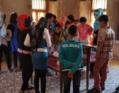 In the presence of Prisoners – Al Assria Cultural center closes summer activities