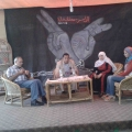 Al Assria Cultural center marks the Palestinian Prisoner day by organizing open talk show with Ex- detainee
